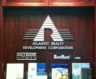 ATLANTIC REALTY – Satin Aluminum Metalike™ Letters in North Brunswick, NJ