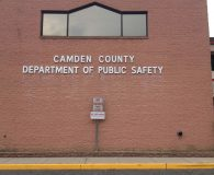 CAMDEN COUNTY DEPARTMENT OF PUBLIC SAFETY –Cast Aluminum Letters in Camden, NJ