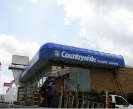 COUNTRYWIDE – Waterfall Vinyl Illuminated in Whitehall, PA