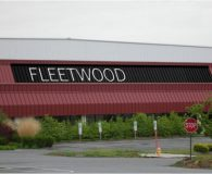 FLEETWOOD – Painted PVC Letters installed in Fleetwood, PA
