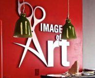 IMAGE OF ART - Satin Aluminum & Satin Bronze Metalike™ Letters in Atlantic City, NJ