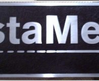 INSTAMED – Cast Aluminum Plaque in Philadelphia, PA