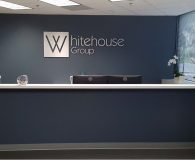 WHITEHOUSE GROUP - Painted Acrylic Letters in Fort Lauderdale, FL