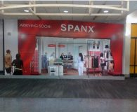 SPANX Large Format Digital Print