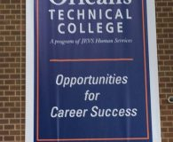Orleans Technical College Large Banner
