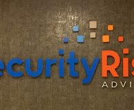 Security Risk Advisors Non-Illuminated