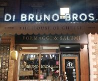 DI BRUNO BROS at night