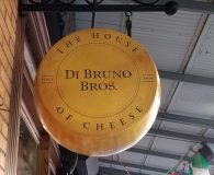 Front of Cheese Wheel